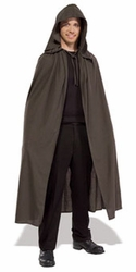 Brown Elven Cloak costume adult Standard Size The Lord of the Rings