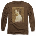 Bruce Lee adult long-sleeved shirt Anger coffee