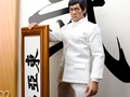 Bruce Lee Fists of Fury 1/6 scale figure by Enterbay