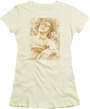 Bruce Lee juniors t-shirt Freedom cream