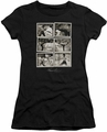 Bruce Lee juniors t-shirt Snap Shots black