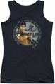 Bruce Lee juniors tank top Expectations black