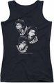 Bruce Lee juniors tank top Sounds Of The Dragon black