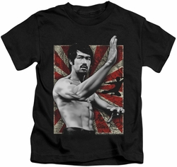 Bruce Lee kids t-shirt Concentrate black