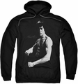 Bruce Lee pull-over hoodie Stance adult black