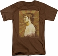 Bruce Lee t-shirt Anger mens coffee