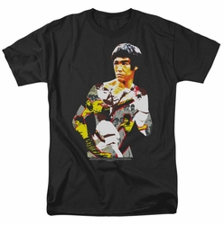 Bruce Lee t-shirt Body Of Action mens black