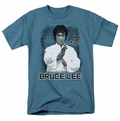 Bruce Lee t-shirt Concentrate mens slate