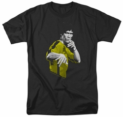 Bruce Lee t-shirt Suit Of Death mens black