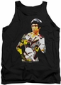 Bruce Lee tank top Body Of Action adult black