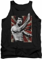 Bruce Lee tank top Concentrate adult black