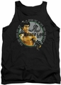 Bruce Lee tank top Expectations adult black