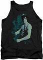 Bruce Lee tank top Feel adult black