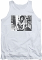 Bruce Lee tank top Full Of Fury adult white