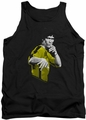 Bruce Lee tank top Suit Of Death adult black