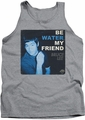 Bruce Lee tank top Water adult athletic heather
