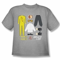 Bruce Lee youth teen t-shirt Lee Gift Set athletic heather