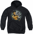 Bruce Lee youth teen hoodie Expectations black