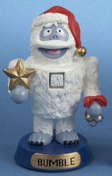 Bumble 4 inch nutcracker
