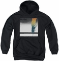 Bush youth teen hoodie Feather black