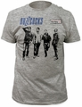 Buzzcocks the way fitted jersey tee heather grey t-shirt pre-order