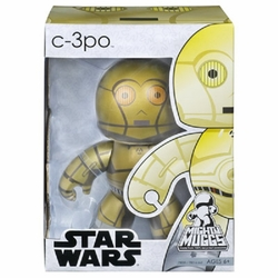 C-3PO Mighty Muggs Star Wars vinyl figure
