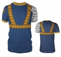Cable All Over X-Men Uni T-Shirt pre-order