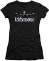 Californication juniors t-shirt Outstretched black