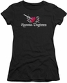 Californication juniors t-shirt Queens Of Dogtown black