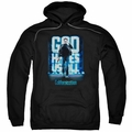 Californication pull-over hoodie Hit The Lights adult black
