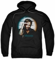 Californication pull-over hoodie In Handcuffs adult black