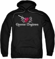 Californication pull-over hoodie Queens Of Dogtown adult black