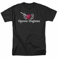 Californication t-shirt Queens Of Dogtown mens black