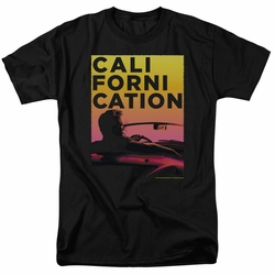 Californication t-shirt Sunset Ride mens black
