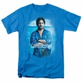 Californication t-shirt Way Too Deep mens turquoise