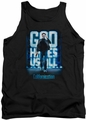 Californication tank top Hit The Lights mens black