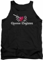 Californication tank top Queens Of Dogtown mens black