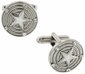 Captain America Cuff Links Shield