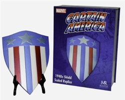 Captain America shield scaled replica 1940s