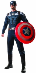 Captain America Stealth adult muscle chest costume
