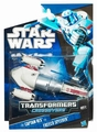 Captain Rex to Freeco Speeder Transformers Crossovers