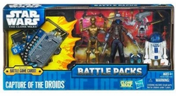 Capture of the Droid Battle Packs Star Wars