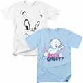 Casper Ghost t-shirts