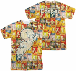 Casper mens full sublimation t-shirt Covered