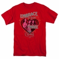 Charmed t-shirt Embrace The Power mens red