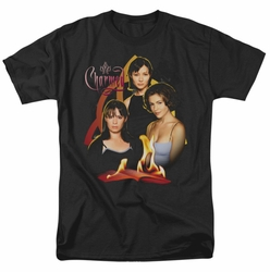 Charmed t-shirt Original Three mens black