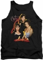 Charmed tank top Original Three mens black