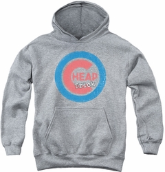Cheap Trick youth teen hoodie Cheap Cub athletic heather