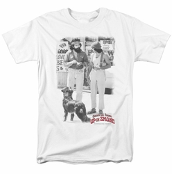Cheech & Chong t-shirt Square mens white
