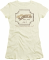 Cheers juniors t-shirt Sign cream